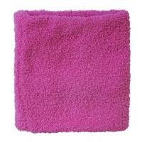 Fleece Neck Warmer Terylene, Pink, One