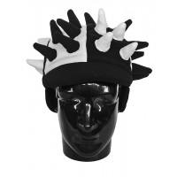 Hat Fun - Style 125 - Black/White (BSC09144)