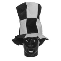 Hat Fun - Style 70 - Black/White  (V1197)