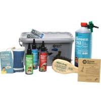 Green Oil Eco Rider Deluxe Set