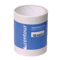 Contour Transfer Tape 125mm x 4m