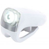 Knog Boomer, White, Front