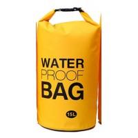 Waterproof Tube Bag - Heavy Duty 15 litre
