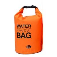 Waterproof Tube Bag - Lightweight 5 litre
