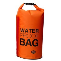 Waterproof Tube Bag - Lightweight 20 litre