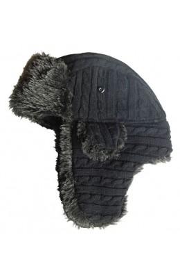 Hat Bomber - Black