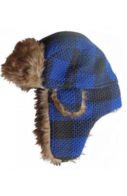 Hat Bomber - Blue