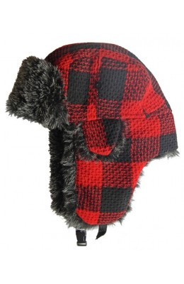 Hat Bomber - Red