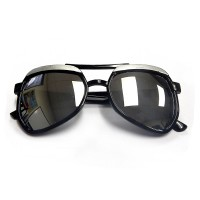 RD Sunglasses - SA19-1, Blk/Silver, Kids