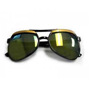 RD Sunglasses - SA19-1, Black/Gold, Kids