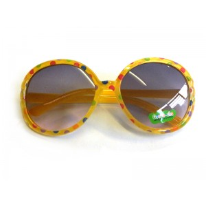 RD Sunglasses - SA19-4, Yellow, Kids