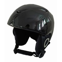 Helmet H02 Kids In Moulded, Black, S / M