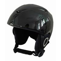 Helmet H02 Kids In Moulded, Black, M / L