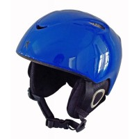 Helmet H02 Kids In Moulded, Blue, S / M