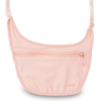 Pacsafe Coversafe S80 - secret body pouch, orchid pink
