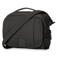 Pacsafe Metrosafe LS140 - compact shoulder bag, black