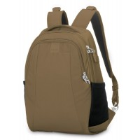 Pacsafe Metrosafe LS350 - 15L backpack, sandstone
