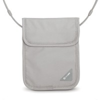 Pacsafe Coversafe X75 - neck pouch - grey