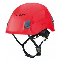 Edelrid helmet - Ultra Lite II, Height Work, red