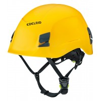 Edelrid helmet - Ultra Lite II, Height Work, yellow
