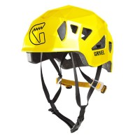 Grivel helmet - Stealth - yellow