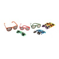 RD Sunglasses - Kids mix box, 20 pairs