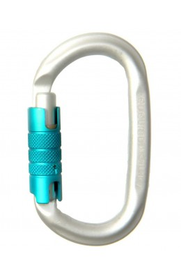 Edelrid Carabiner - Oval Power 2400 triple