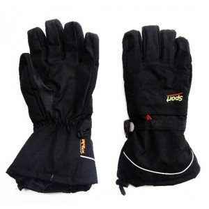 Glove DS 7.2, Black, M / L
