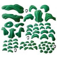 MT Hold PU - Morphology set 62pc (colour)