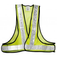 Vest - Safety with LED light, XL