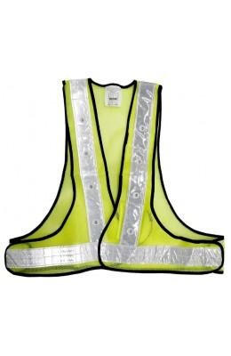 Vest - Safety with LED light, 3XL