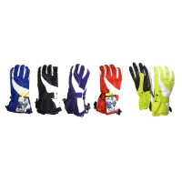 Glove DS07-4 Youth, Mix pack of 12 pairs