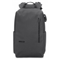 Pacsafe Intasafe Backpack, charcoal