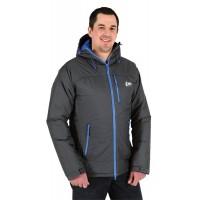 Moa Jacket Pita Padded, Charcoal., XL