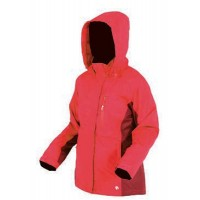 Kiwistuff Jacket Rata, Red., XS