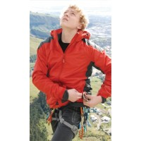 Kiwistuff Jacket Mallard, Red., S