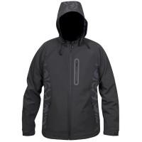 Moa Jacket Soft Shell Nepia, Granite, XXL