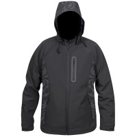 Moa Jacket Soft Shell Nepia, Granite, 3XL