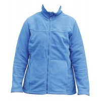 Kiwistuff Fleece Jacket Ivy, Mid Blue., L