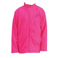 Kiwistuff Fleece Jacket Ivy, Pink., XXL