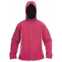 Moa Jacket Soft Shell Tia WM, Fuschia., L