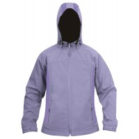 Moa Jacket Soft Shell Tia WM, Lilac., 3XL