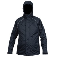Kiwistuff Jacket Kauri, Black., XL