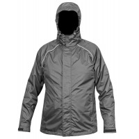 Kiwistuff Jacket Kauri, Charcoal., 3XL