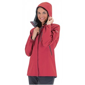 Moa Jacket Pania, Cherry., 3XL