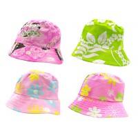 Kiwistuff Hat - Bright Sun Hat Short Brim Asstd