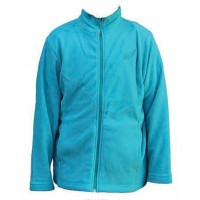 Kiwistuff Fleece Jacket Ivy, Teal., XXL