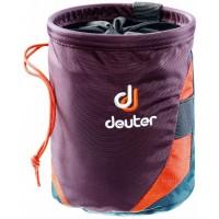 Deuter Chalk Bag- Gravity I M, aubergine-arctic