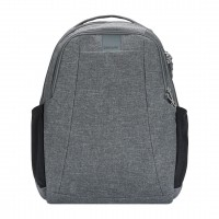 Pacsafe Metrosafe LS350 - 15L backpack, Dark Tweed