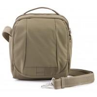Pacsafe Metrosafe LS200 - shoulder bag, earth Khaki